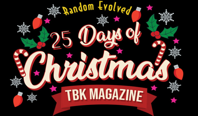 The 25 Days of Christmas Kickoff and Promise