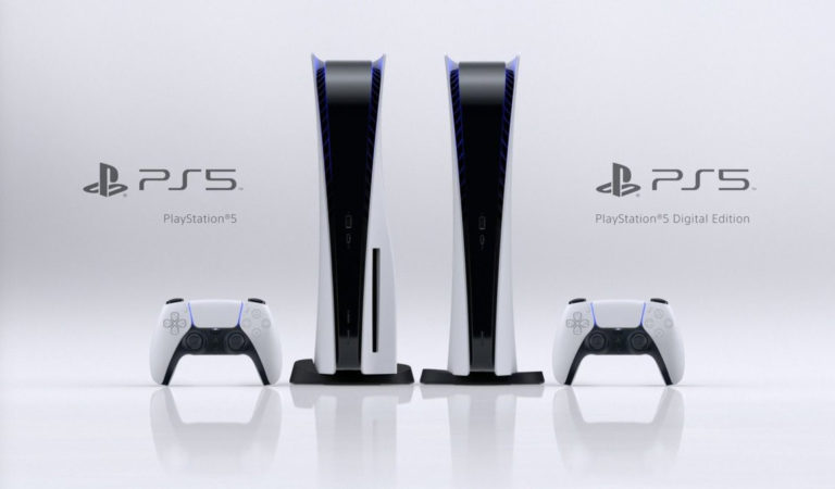 Sony Reveals the PS5