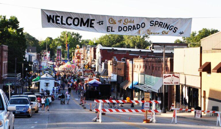 To The City of El Dorado Springs Mo