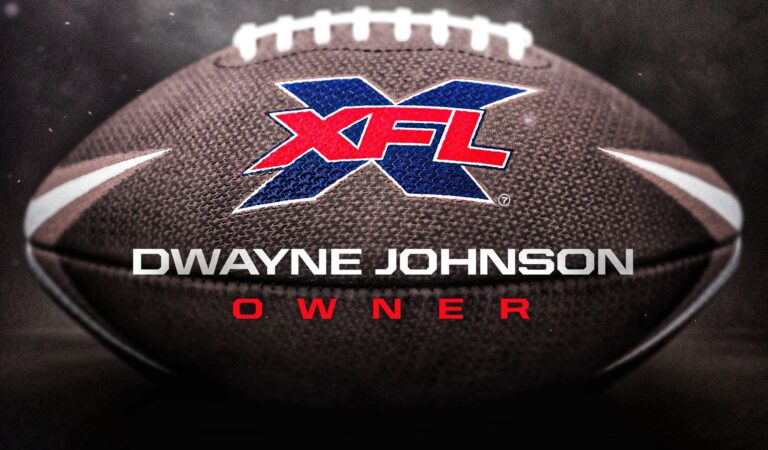 The Rock is Now Part Owner of The XFL.