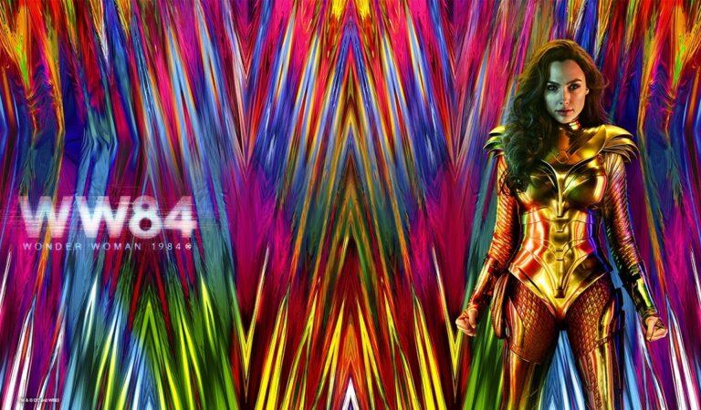 Wonder Woman 84 Delayed Again.