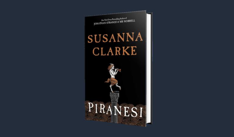 Book Review: Piranesi by Susanna Clarke
