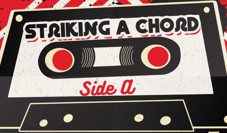 Striking A Chord: Round 3 with Ryan Kinder and Luke Sheets.