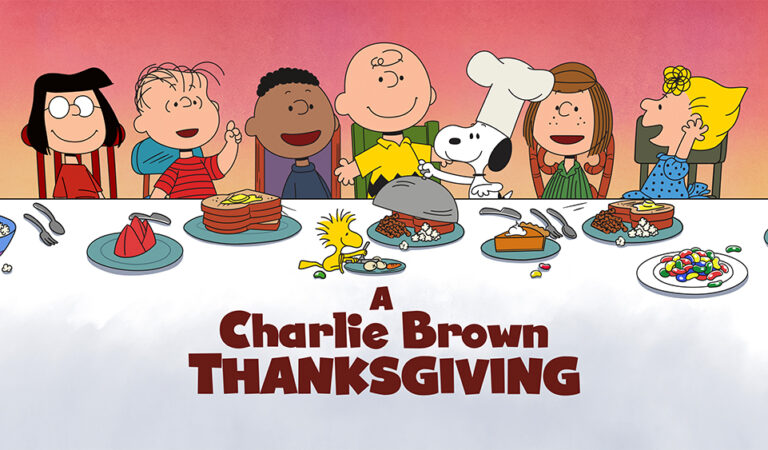CineCrap: A Charlie Brown Thanksgiving