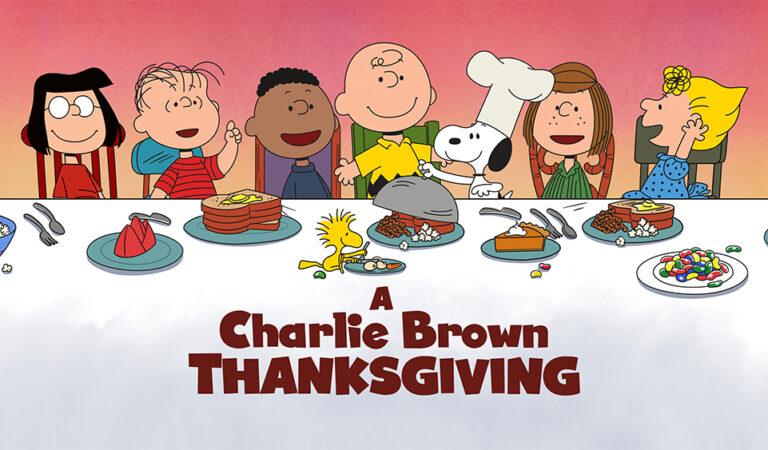 CineCrap: A Charlie Brown Thanksgiving
