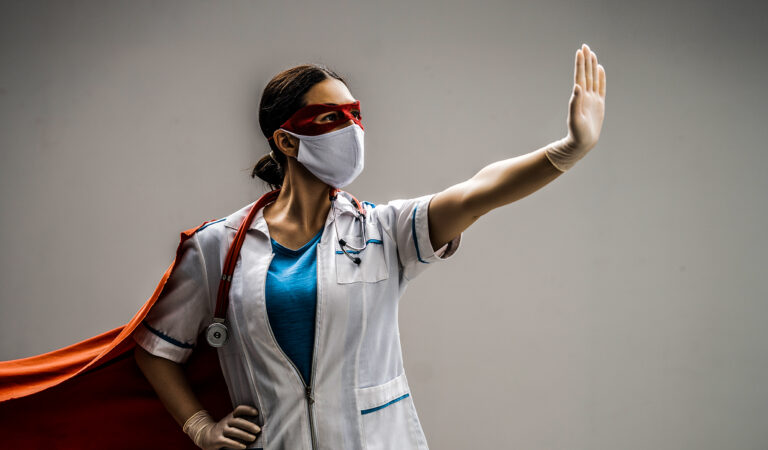 The Hall: Healthcare Workers