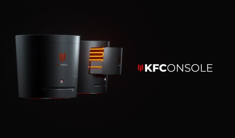 Kentucky Fried Chicken Is Releasing A Gaming Console And I am Confused.