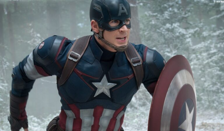 Chris Evans possibly returning as Captain America