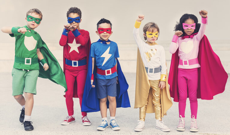 PSA: Have you ever wanted to feel like a Superhero?