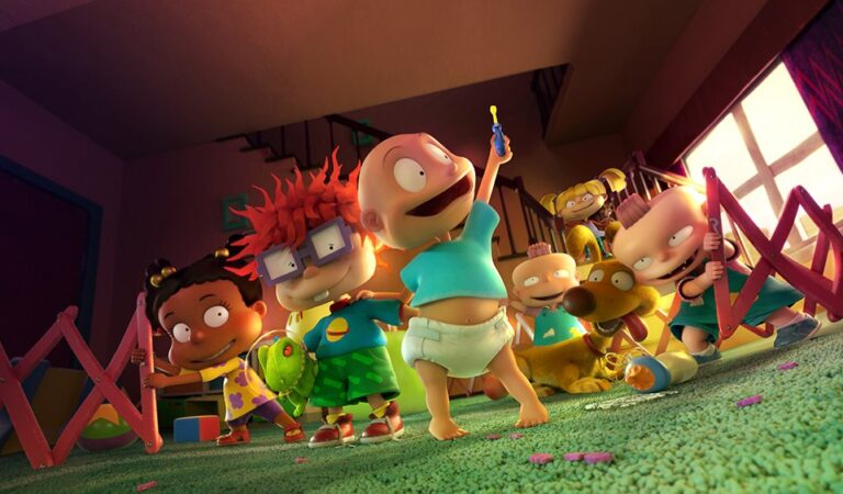 Rugrats Reboot Coming to Paramount+
