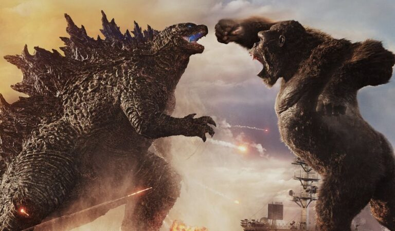 Review of Godzilla vs. Kong (2021)
