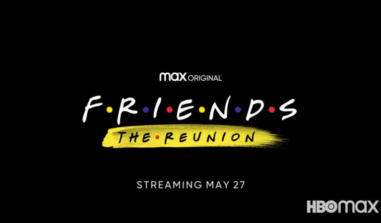 The 'Friends' Reunion Will Premiere May 27th on HBO MAX