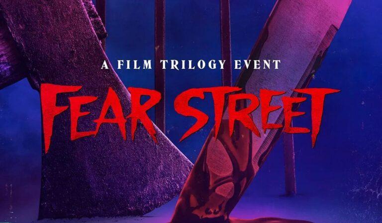 'Fear Street' Trailer drops