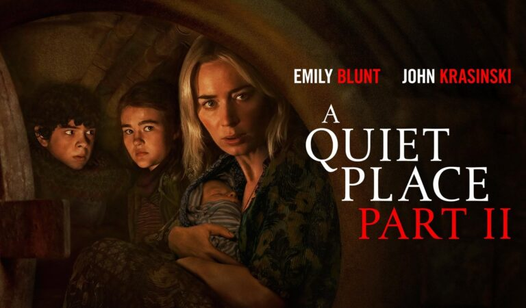 Review of A Quiet Place Part II