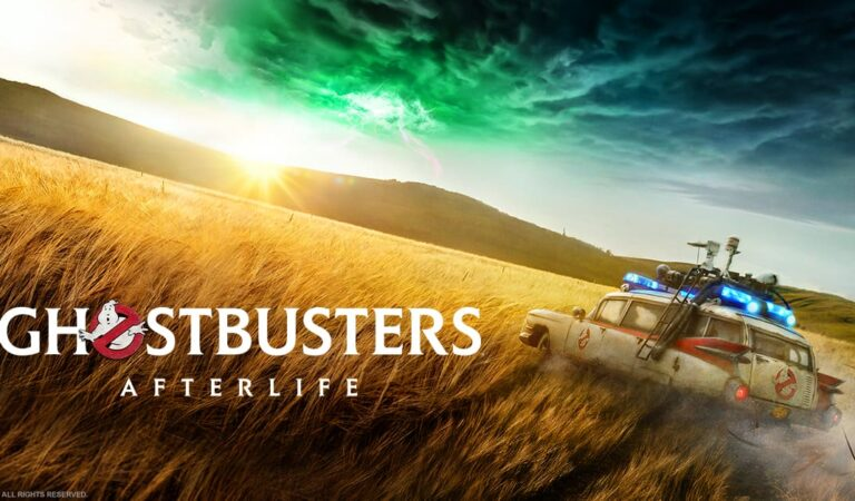 New Ghostbusters: Afterlife Trailer Drops