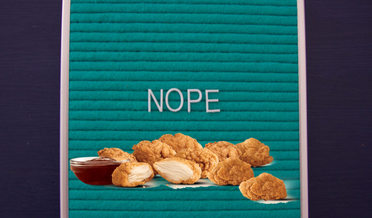 Fast Food Review: Arby's Chicken Nuggets