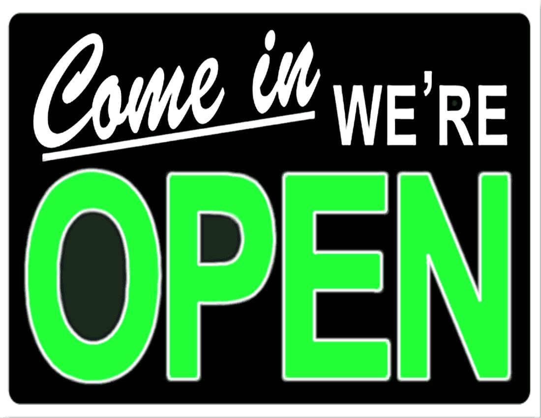 business_open_sign_green