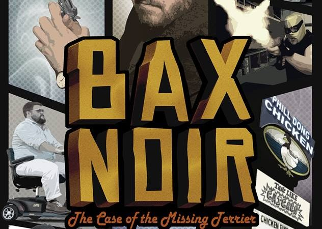 Bax Noir: The Case of the Missing Terrier