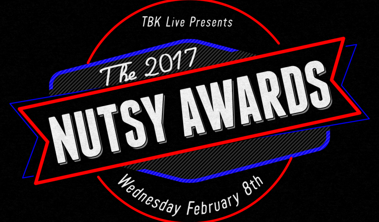 TBK Live Presents The 2017 Nutsy Awards