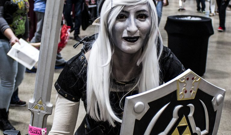 Planet Comicon 2018 Cosplay #3