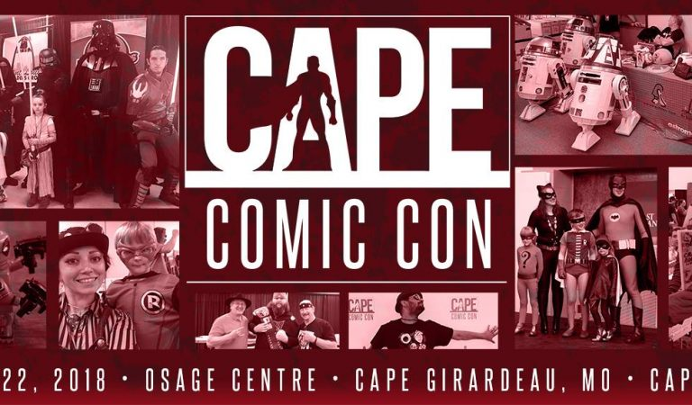 Cape Comic Con Review