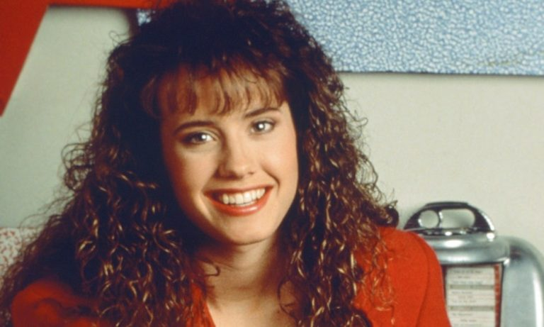 Tori Scott from saved by the bell