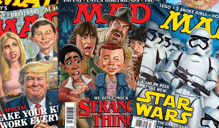 67 Years Of Not Worrying Comes To An End: Mad Magazine Will Soon Cease Publication