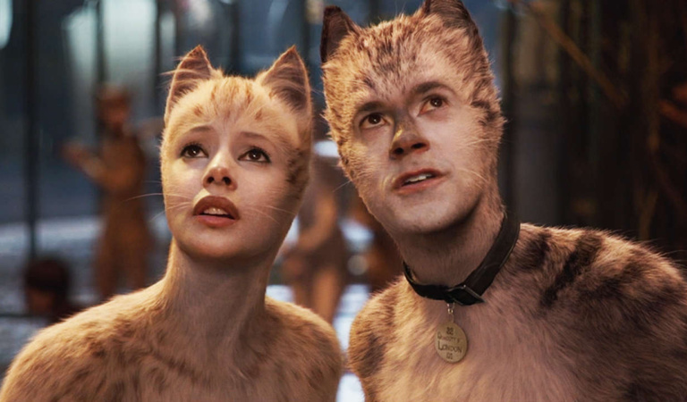 There is A Possible Version of CATS with CGI Buttholes……..WTF?!?!?!?!?!