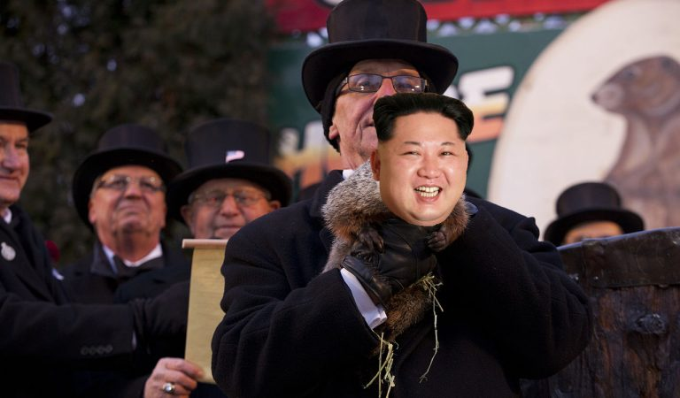 Kim Jong-un Sees Shadow; 6 More Weeks of Corona