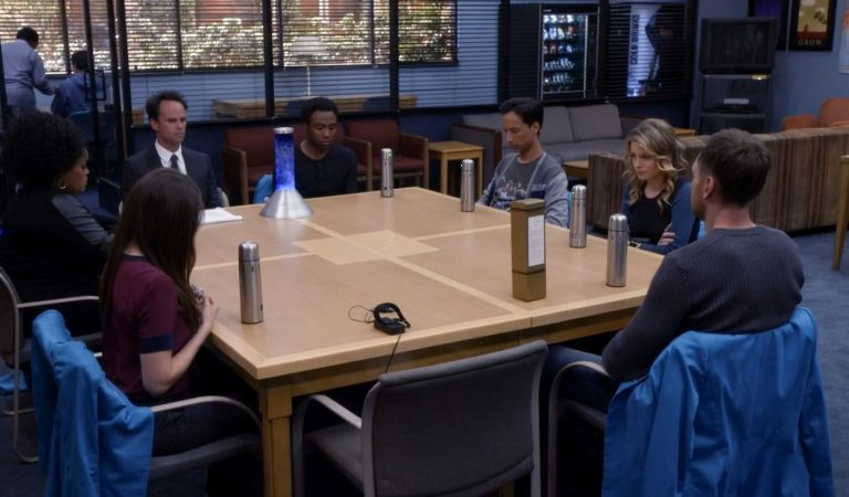 The Cast of Community Coming Together For Virtual Table Read
